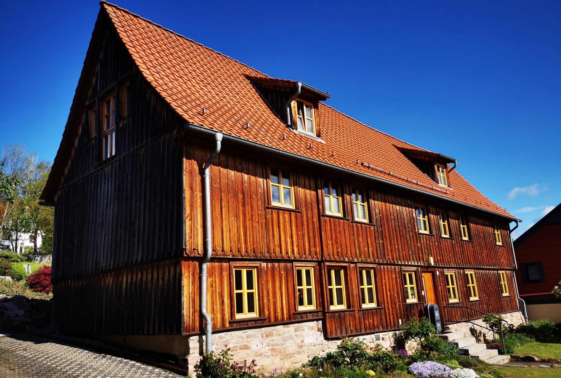 Altes Forsthaus Ilsenburg