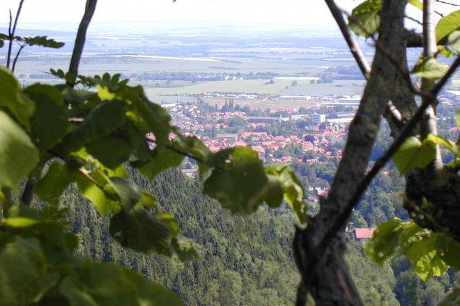 Blick von Ilsenstein